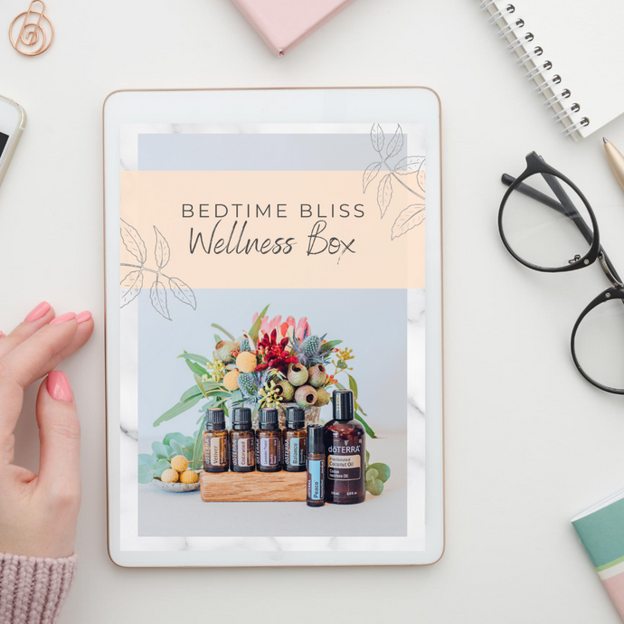 The Floral Abundance Bedtime Bliss eBook