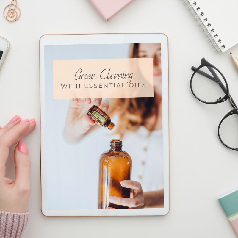 dōTERRA Lead Generation eBook - Green Cleaning