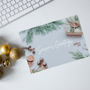 Christmas Post Card Designs