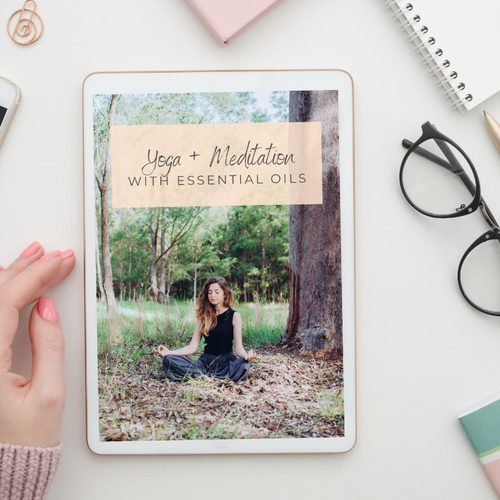 dōTERRA Lead Generation eBook - Yoga and Meditation
