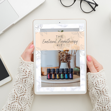Load image into Gallery viewer, Emotional Aromatherapy Kit eBook