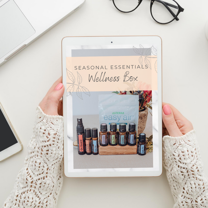 The Floral Abundance Seasonal Essentials eBook