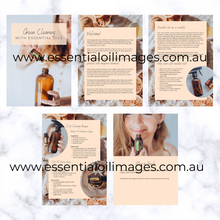 Load image into Gallery viewer, dōTERRA Lead Generation eBook - Green Cleaning