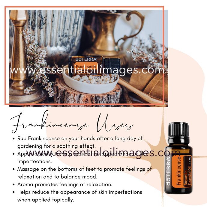 10 Days of Frankincense Graphics