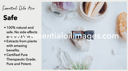 Essential Oils Made Easy - Online Class Resource Pack