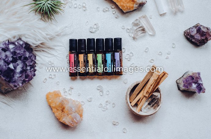 The Enlightenment Emotional Aromatherapy Touch Collection