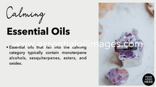 Load image into Gallery viewer, Essential Oils and the Emotions - Online Class Resource Pack