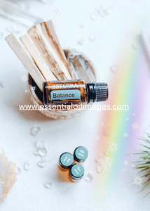 The Rainbow Essentials Emotional Aromatherapy and Mood Management Collection