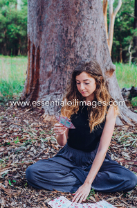 The Mindfulness Oracle Card Collection