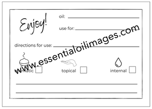 Sample Post Card - Design 2