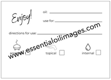 Load image into Gallery viewer, Sample Post Card - Design 1