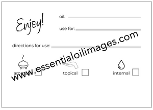 Sample Post Card - Design 5