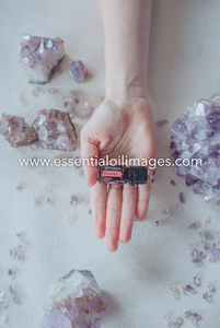Essential Oil Rituals - Crystal Healing Collection