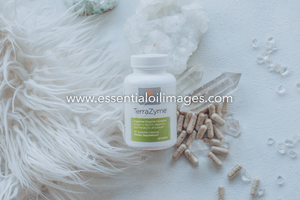 The DigestZen® TerraZyme, PB Assist and Peppermint Capsule Collection