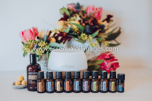 The Floral Abundance - Home Essential Starter Kit Collection
