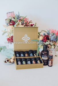 The Floral Abundance - Family Essential Starter Kit Collection