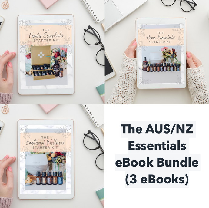 The AUS/NZ Essentials eBook Bundle (3 eBooks)