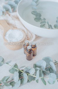 Essential Oil Rituals - Spa
