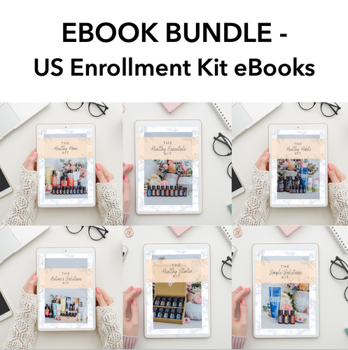 BUNDLE - US Enrollment Kits eBooks