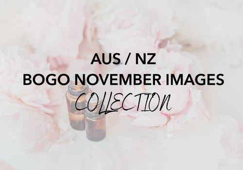 AUS/NZ November 2020 - BOGO Week Images