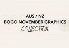Load image into Gallery viewer, AUS/NZ November 2020 - BOGO Week Graphics