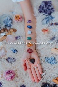 The Chakra Crystal Collection