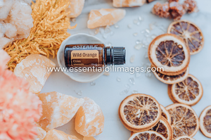 Essential Oil Chakra - The Sacral Chakra Collection