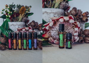 The Native Emotional Aromatherapy Touch Collection