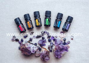The Emotional Aromatherapy Crystal Collection