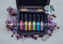 Load image into Gallery viewer, The Emotional Aromatherapy Touch Kit Crystal Collection