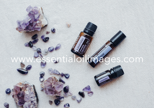 The Lavender Crystal Collection