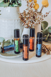 The AUS dōTERRA Touch Kit Ceramic Collection