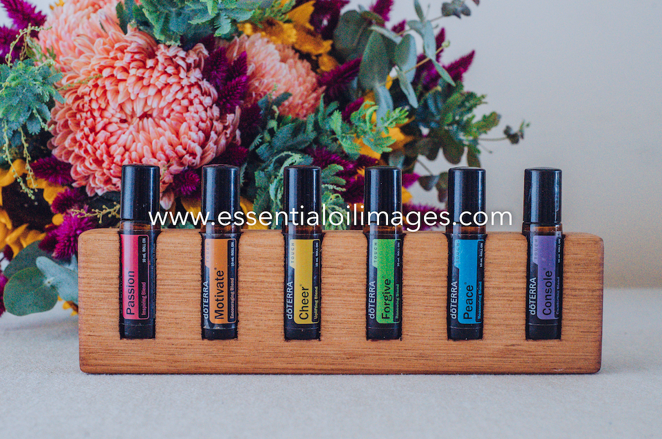 The Floral Wonderland Emotional Aromatherapy Touch Collection