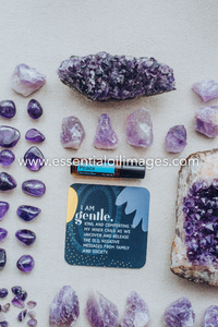 The Glittering Gemstones Amethyst Collection