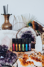 Load image into Gallery viewer, The Glittering Gemstones Emotional Aromatherapy Touch Kit Collection