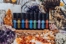 Load image into Gallery viewer, The Glittering Gemstones AUS and US dōTERRA Touch Kit Collection