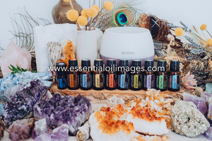 The Glittering Gemstones AUS and US Home Essentials Kit Collection