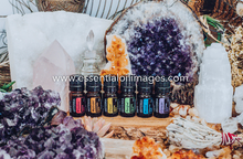 Load image into Gallery viewer, The Glittering Gemstones Emotional Aromatherapy Kit Collection
