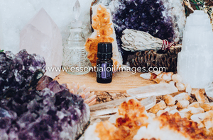 The Glittering Gemstones Emotional Aromatherapy Kit Collection