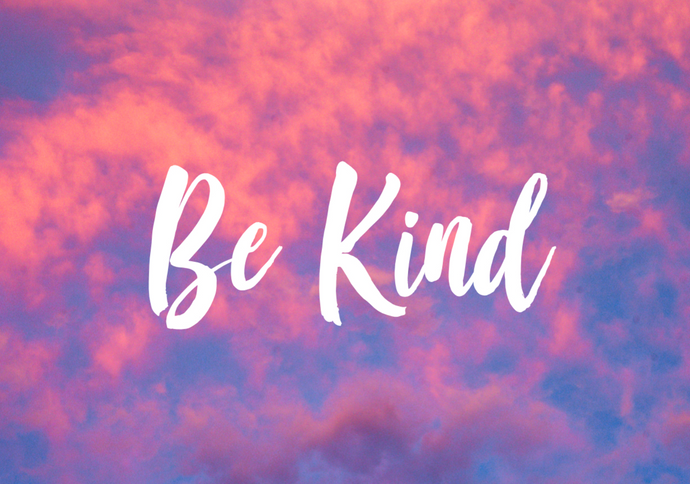 Kindness Sunset Quote Collection