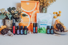 Load image into Gallery viewer, The Seasonal Essentials Wellness Box Styled Collection