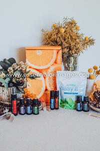 The Seasonal Essentials Wellness Box Styled Collection