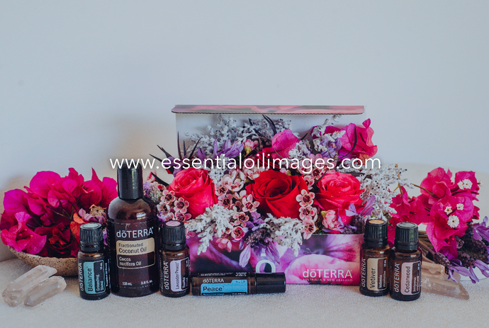 The Bedtime Bliss Wellness Box Styled Collection