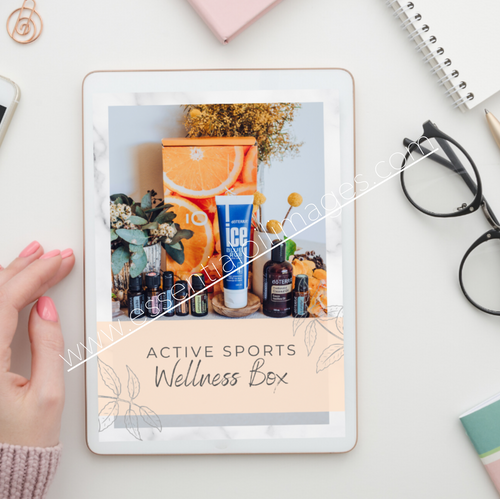 Active Sport Wellness Box Ebook