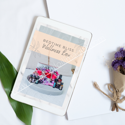 Bedtime Bliss Wellness Box Ebook