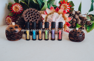 The Banksia Emotional Aromatherapy Touch Collection