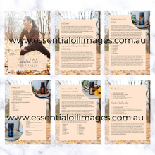 Load image into Gallery viewer, dōTERRA Lead Generation eBook - Essential Oils and Fitness