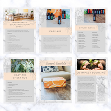 Load image into Gallery viewer, Seasonal Essentials Wellness Box Ebook