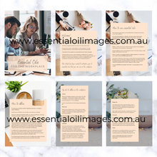 Load image into Gallery viewer, dōTERRA Lead Generation eBook - Essential Oils for the Workplace