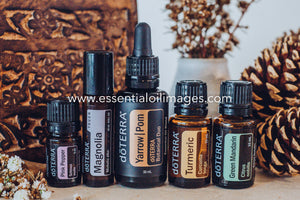 NEW 2019 dōTERRA Products